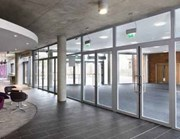 FireStop EI60 System - Panel partitions
