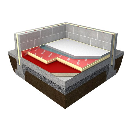Thin-R Hyfloor Floor Insulation
