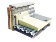 XtraFall Mineral Glass Faced Tapered Insulation