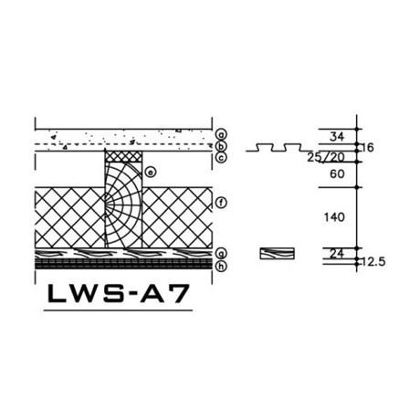 Lewis Flooring System A7