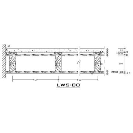 Lewis Flooring System B0