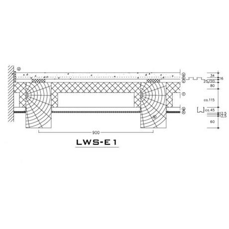 Lewis Flooring System E1