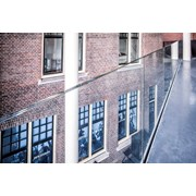 Q-railing Easy Glass Pro - Fascia Mount