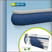 Combined Hand and Crash rail db HR170