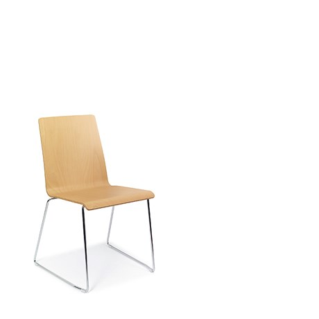 Bjorn - Sled Base Chairs