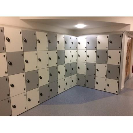 Premier Range Locker - One Tier