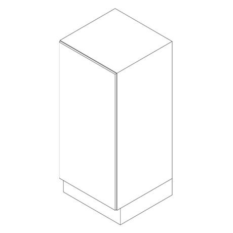 Tall Cabinet, 1 Door