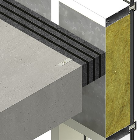 SIDERISE LGS Linear Gap Seal – Facades (formerly Lamathern CW-GS)