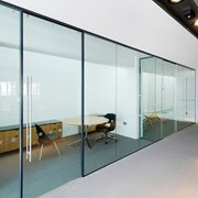 Kinetic Lite SG Partition & Sliding Door - Panel partitions