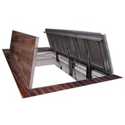 HIAC Recessed Floor Hatch