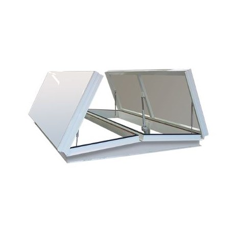 SRHP/TB Double Leaf Roof Hatch