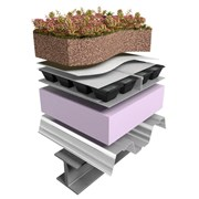 Extensive Green Roof - RoofDrain 20