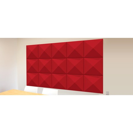 Quietspace® 3D Tile S-5.37 - Acoustic wall tiles