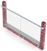 Spectrum Juliet Balcony System - Type D