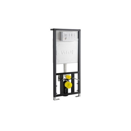 Regular Frame, Wall and Floor Fixation, 2.5/4 L