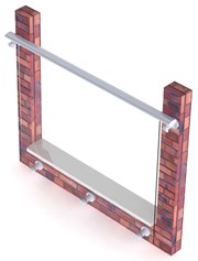 Clearview Juliet Balcony System - Type B