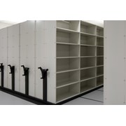 Rotadex RM3812 Mobile 2 – Fineline mobile shelving