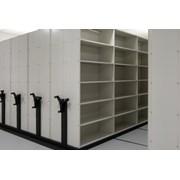 Rotadex RM3812 Mobile 2 – Fineline mobile shelving