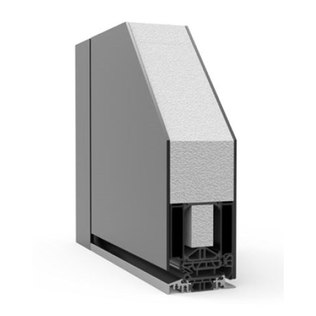 Exclusive Single RK1600 - Doorset system