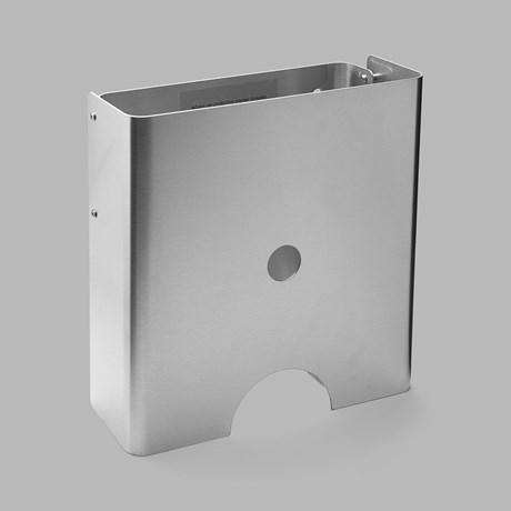 Paper towel dispenser - lidless