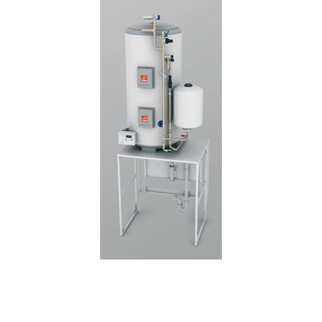 Megaflo Cylinder Package Hot Water Only