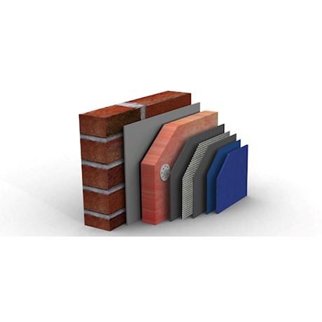 PermaRock Phenolic External Wall Insulation Systems