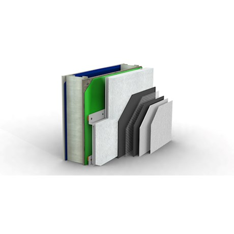 PermaRock Track-EPS (Rail) External Wall Insulation Systems