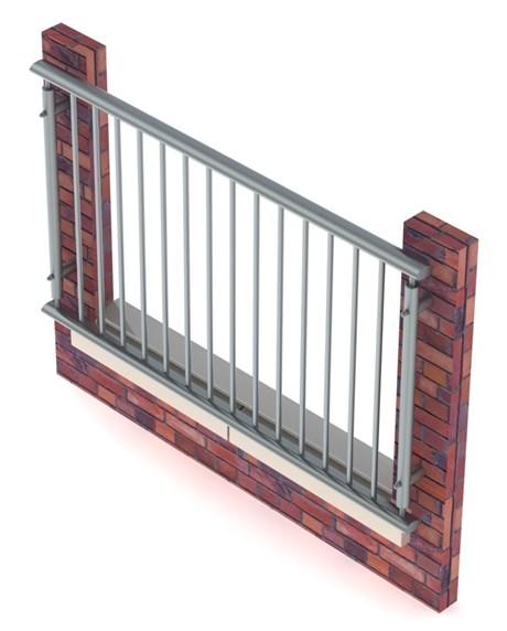 Classic Juliet Balcony