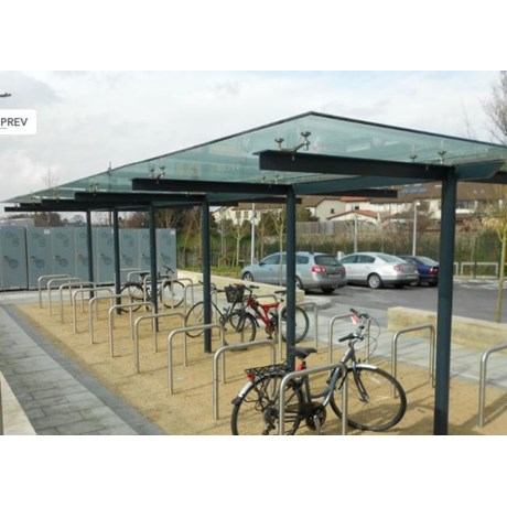 Dundrum Cycle Shelter