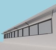 Shadex 100 System - Horizontal