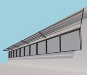 Shadex 150 System - Horizontal with Tube