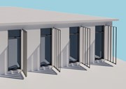 Shadex 150 System - Vertical