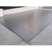 Kent Double Wedge Heelmesh Grating