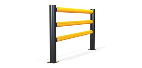 iFlex Pedestrian Barrier 3 Rail