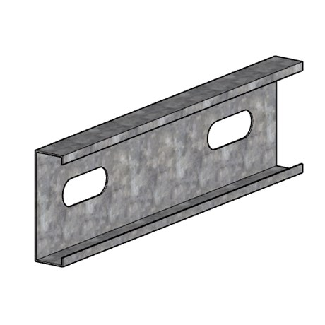 CS Beam with service holes