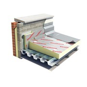 Thin-R  Aluminium Faced Tapered Insulation
