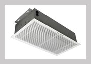 Screenzone Recessed Air Curtains