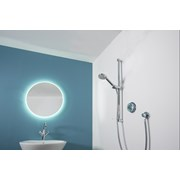 Quartz - Digital Concealed with Adjustable Head