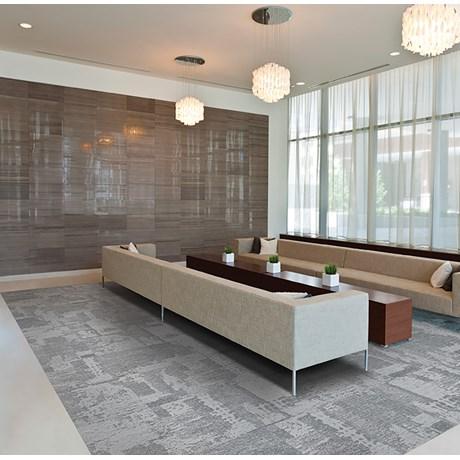 Culture Canvas -Pile carpet tiles