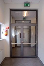 Indeglås Doors Double - Aluminium Door - AG