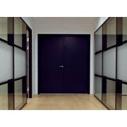 Indeglås Doors Double - Solid - TD