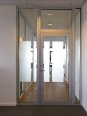Indeglås Doors Single - Aluminium Door - AG