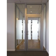 Indeglås Doors Single - Aluminium Door - AG