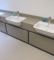 Nu-Lam Vanity - With Access Panels