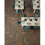 Spacia Design Tile (Wood) - PVC Tiles