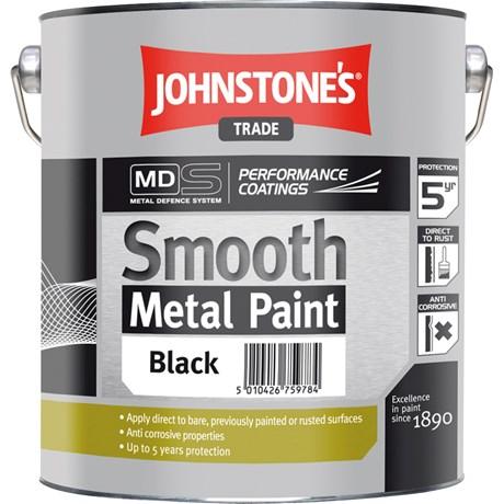 Smooth Metal Paint