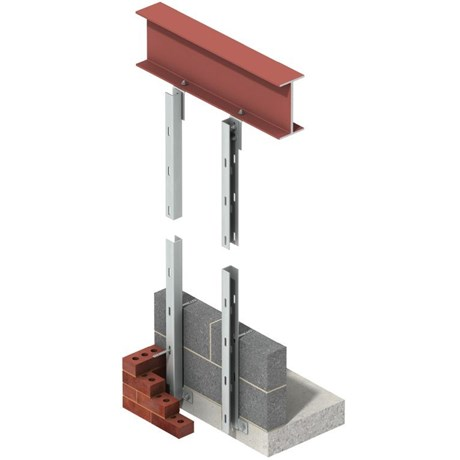 Ancon WP3 Windpost System