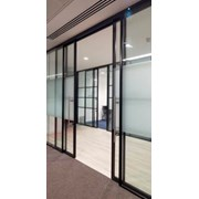 Sonik Sliding 70 Door Double