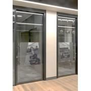 Polar Double Glazed 3 Part 25mm Deflection head