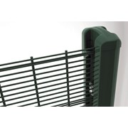 Securifor 2D + Bekafix Super - Metal mesh fence panel